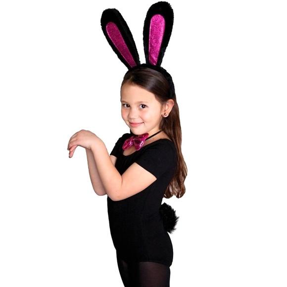 acd40f7e562 Bunny Halloween Costume 3PC Accessory Kit Age 3+ Sc 1 St Poshmark